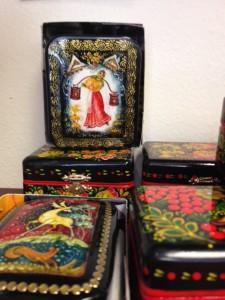 Russian Souvenirs San Antonio